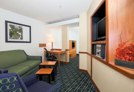 Sparks, NV: Execuitve Suite Living Area
