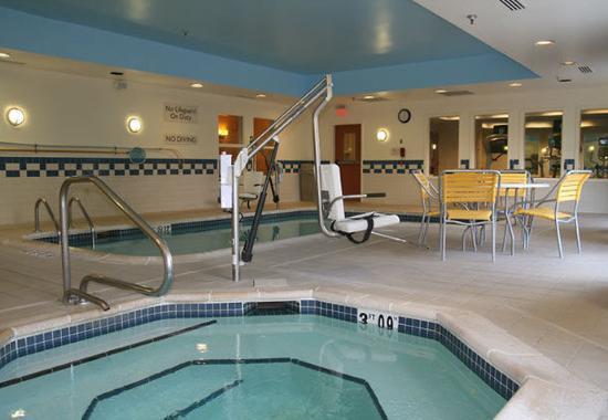 ฟุลตันเดล, อลาบาม่า: Indoor Pool & Spa