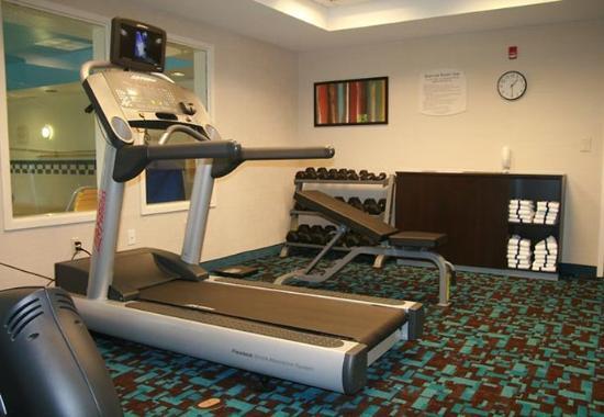 ฟุลตันเดล, อลาบาม่า: Fitness Center