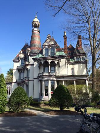 Bilde fra Batcheller Mansion Inn