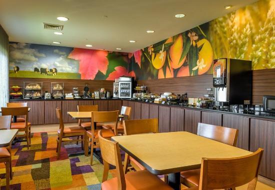 Saint Robert, MO: Breakfast Area