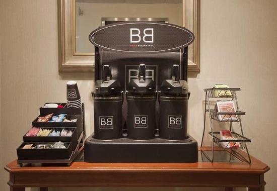 Λίβερπουλ, Νέα Υόρκη: Coffee Station