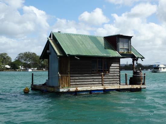 Noosaville, Australia: House Boat on the Noosa River
