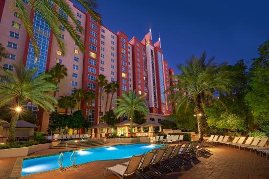 Hilton Grand Vacations at the Flamingo: Flamingo Outdoor Pool
