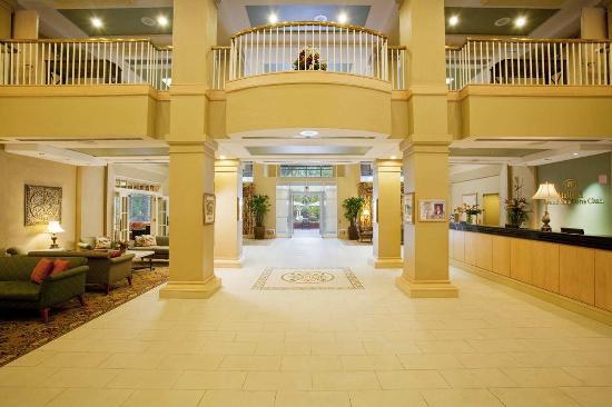 Hilton Grand Vacations at the Flamingo: HGV Flamingo Lobby