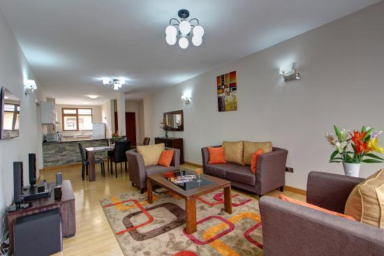 living room and dining area picture of fenesi garden apartments rh tripadvisor com
