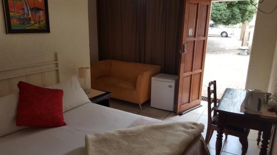 Krugersdorp, Sudafrica: Double Bed Room, en-suite