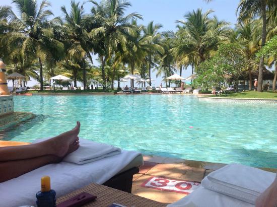 Taj Exotica Goa: Pool