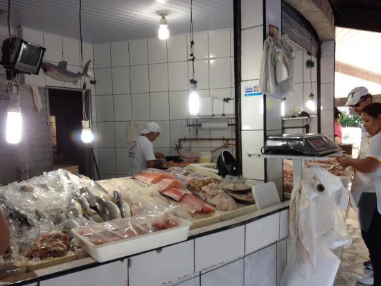 Mercado de Peixe Astúrias