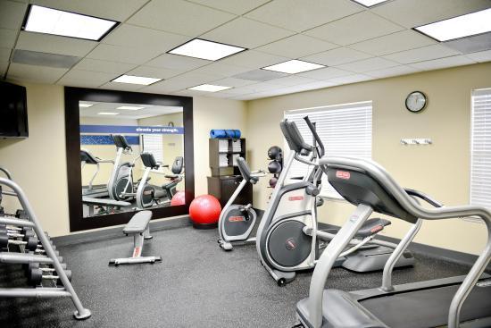 Ukiah, Kalifornia: Fitness Center