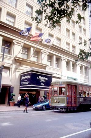 Hampton Inn & Suites New Orleans Downtown (French Quarter Area): Welcome to Hampton Inn New Orleans-Downtown