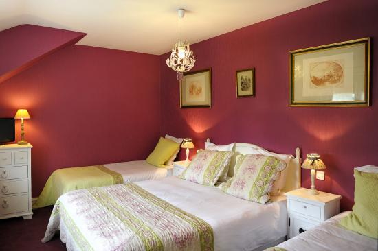 Saint-Jean-le-Blanc, Francia: Quadruple room