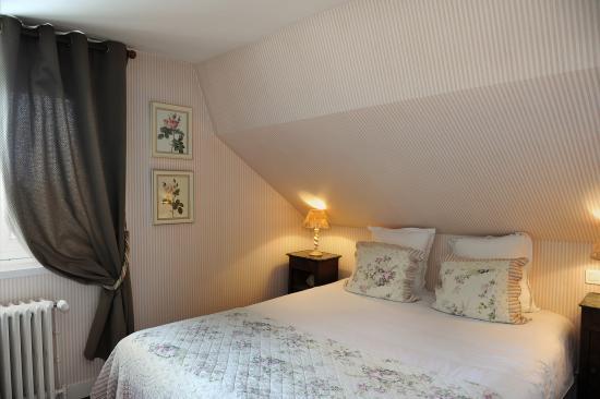 Saint-Jean-le-Blanc, Francia: Small Double Room