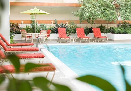 Saddle Brook, Nueva Jersey: Indoor Pool