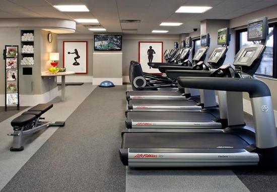 East Elmhurst, estado de Nueva York: Fitness Center