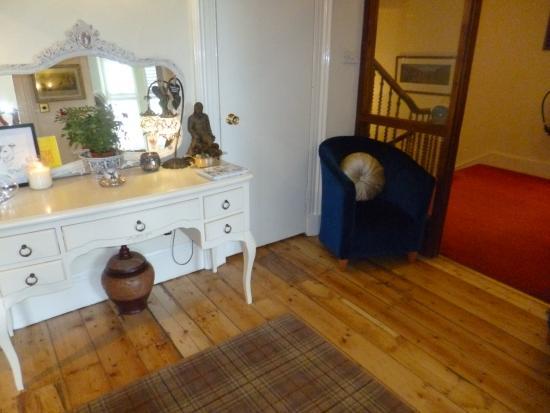 Castle View Guesthouse: Reception