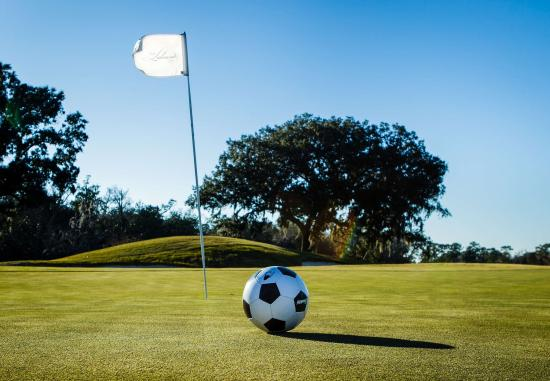 Point Clear, Алабама: FootGolf at Lakewood Club