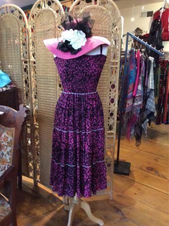 Chester, VT: Beautiful Batik clothing from Bali!