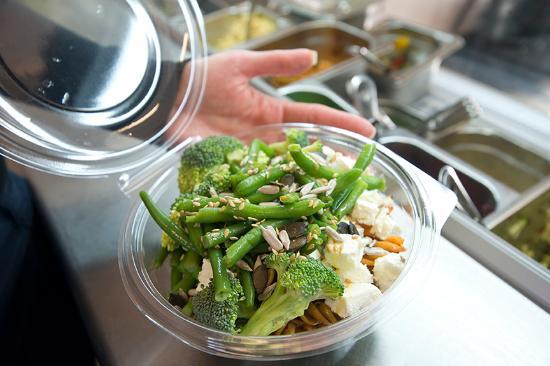 Zest Salad Bar