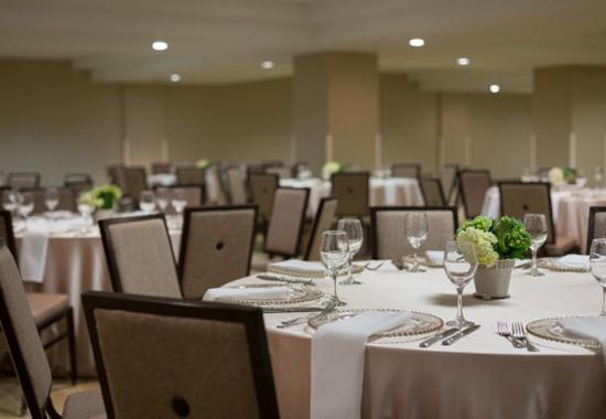 Ponte Vedra Beach, FL: Tournament Hall - Event Setup