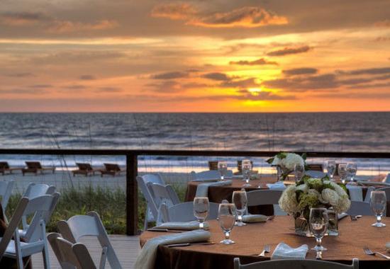 Ponte Vedra Beach, FL: Cabana Beach Club Outdoor Event