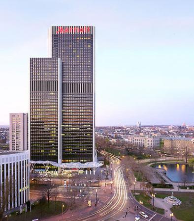Photo of Marriott Hotel Frankfurt