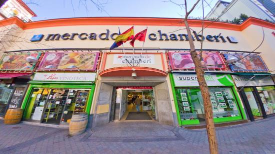Mercado de Chamberi