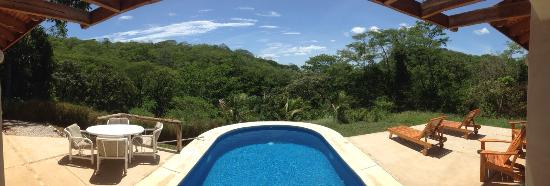 B&B Tranquilo: Panoramic Pool View