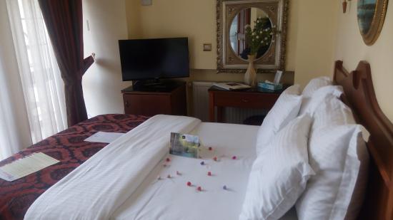 BEST WESTERN Amber Hotel: Room