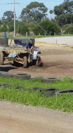 Heatherton, Avustralya: Wild Buggy Fun!!! :)
