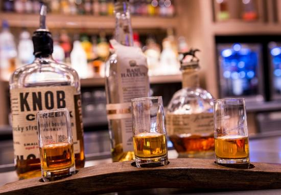 Melville, NY: Flight of Bourbon