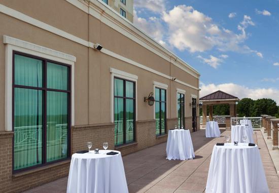 Spartanburg, SC: Azalea Ballroom - Terrace
