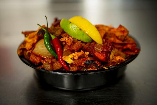 Ajax, Kanada: Express gourmet Indian and Srilankan Fusion on the go!! Come taste the wide selection of our sig