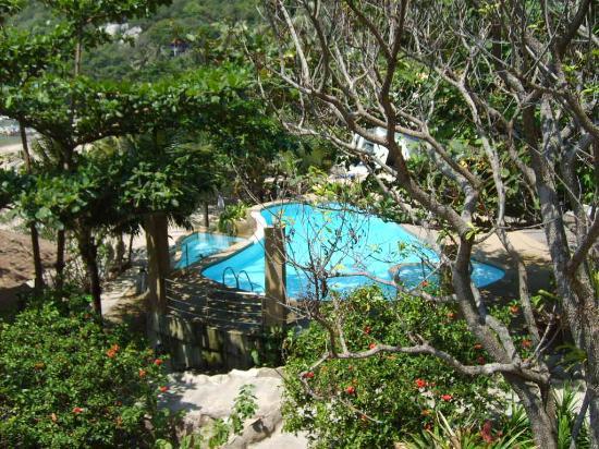 Montalay Beach Resort: Weitläufiges Hotelgelände.