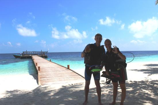 Ocean-Pro Mirihi - Day Trips