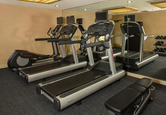 Fremont, Califórnia: Fitness Center