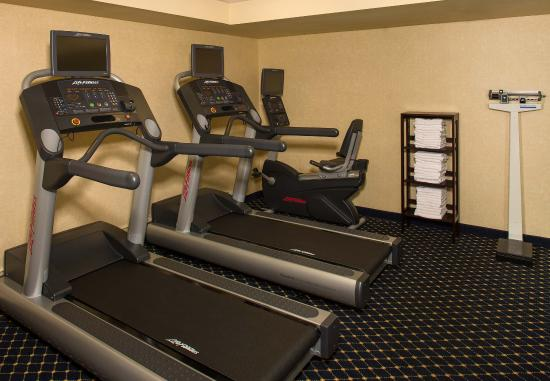 Tukwila, Waszyngton: Fitness Center