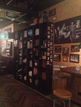 Le Cafe des Stagiaires(Dagu Road)