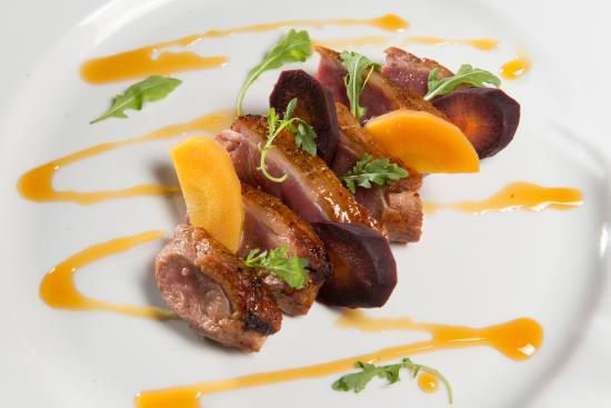 Hotel de 14 Sterren: Biological food
