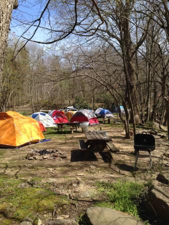 Flintlock Family Campground: Group rates available