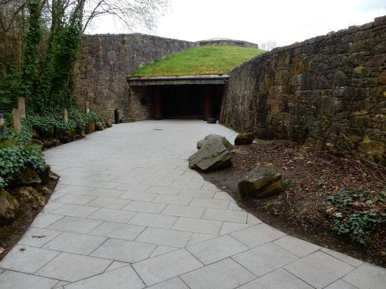 Armagh, UK: Hill of Navan Visitor Center