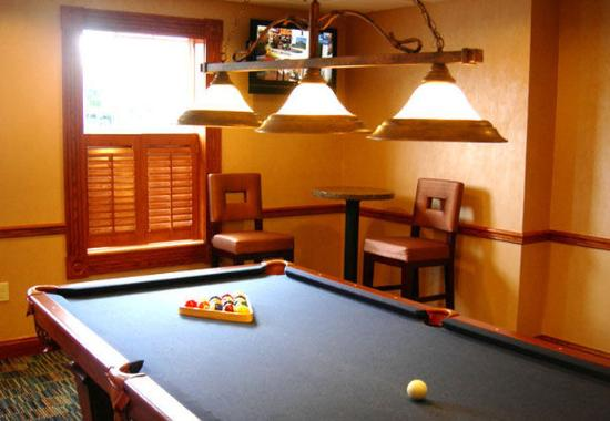 Huntersville, Carolina del Norte: Billiards Room