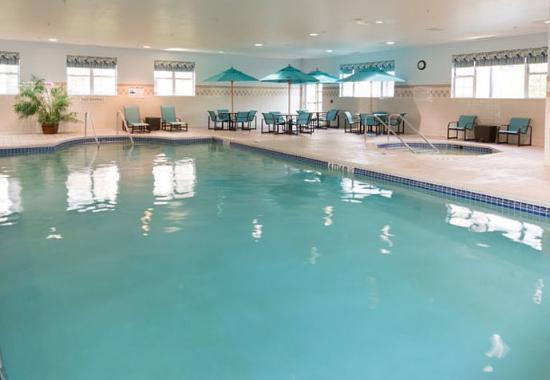 Wayne, Nueva Jersey: Indoor Pool & Whirlpool