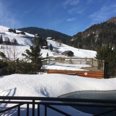 Chalet Hotel de Borderan Photo