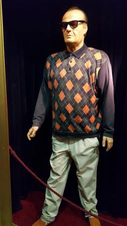 Muzeum Voskovych Figurin: Jack Nicholson