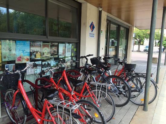 Saint-Dizier, Francia: stationnement vélo