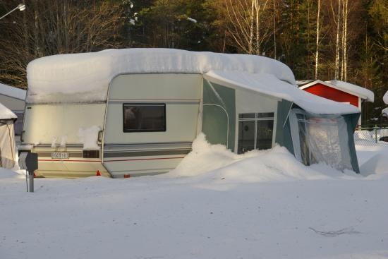 Camping 45: Vintercamping