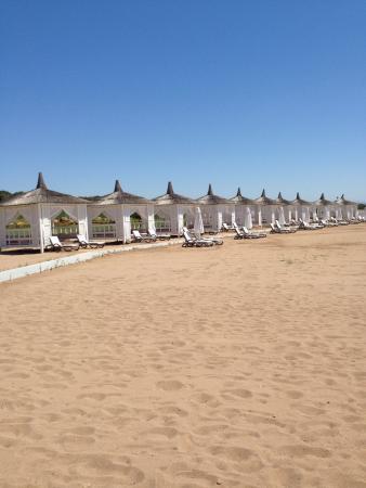 Tui Sensatori Resort Sorgun By Barut Hotels Cabanas On The Beach