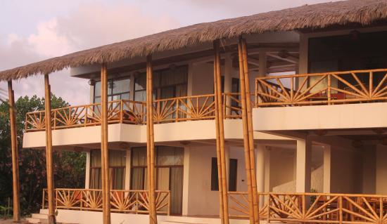 Hotel Seaside Garden Lodge Mompiche