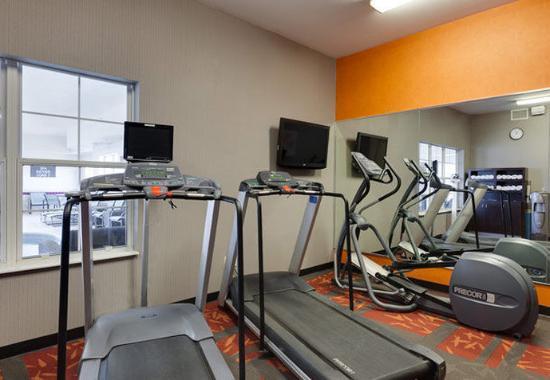 Merrillville, IN: Fitness Center